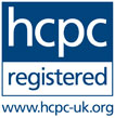 Health & Care Professions Council - registered as a clinical psychologist
